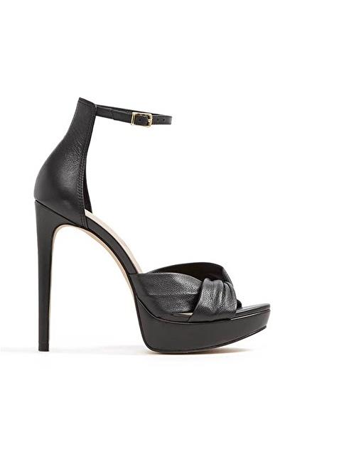 Aldo Platform Topuklu Ayakkabı Siyah